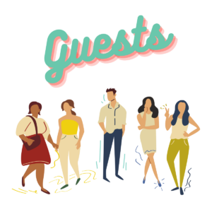 Types of guests